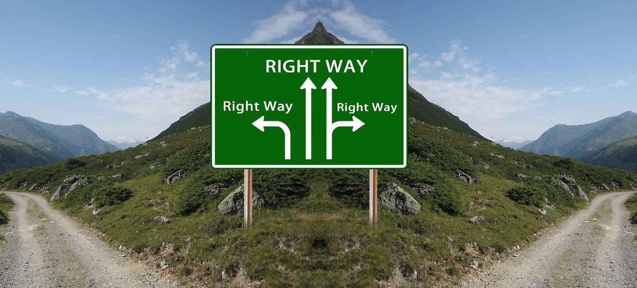 Klare Entscheidungen treffen und Unsicherheiten überwinden