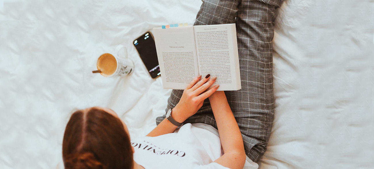 Irgendwann stehen wir vor der Entscheidung, ob wir ein Buch zuklappen oder es weiterlesen möchten.