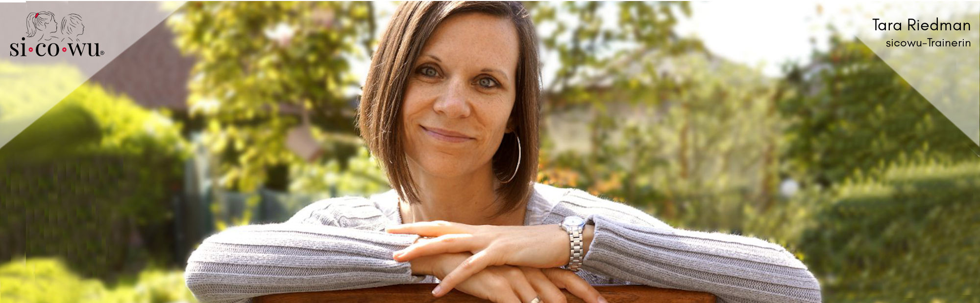 Tara Riedman, sicowu-Trainerin