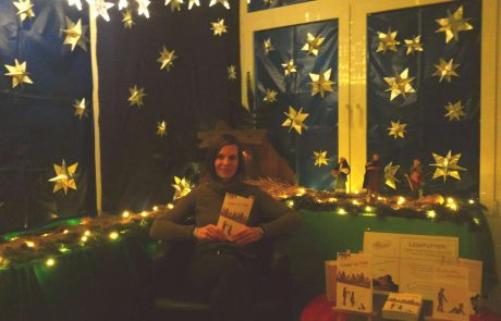 Lesung – Schnee sei Dank