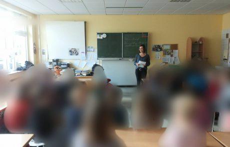 """Tara Riedman: Von der Idee bis zum Buch – Projektwoche """"Lesen"""" in der Paulus-Grundschule"""