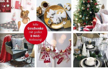 """Empfehlung """"Schnee sei Dank"""" in der """"Wohnwelt Weihnachten""""over"""