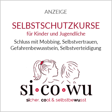 sicowu KIDS, GIRLS & TEENS – Selbstschutz-Kurse für Kinder und Jugendliche: In weiten Teilen von NRW und Rheinland-Pfalz an deinem Wohnort