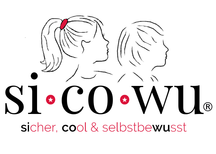 Logo sicowu – sicher, cool & selbstbewusst